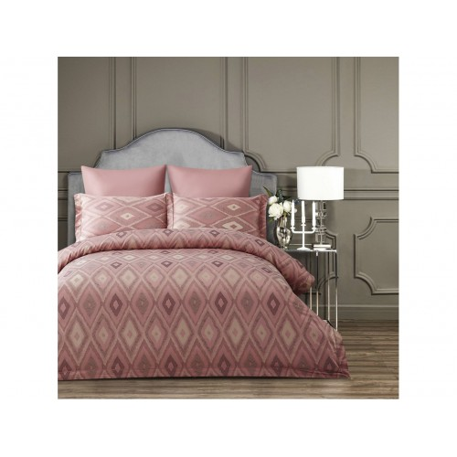 Комплект постельный Arya Турция Dream Line евро Pabna