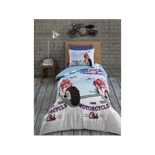 Комплект постельный полуторный Arya ранфорс Sasun