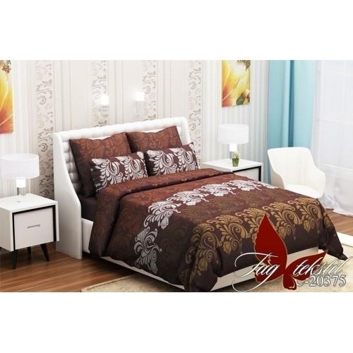 Комплект постельный полуторный ранфорс TAG RC20375