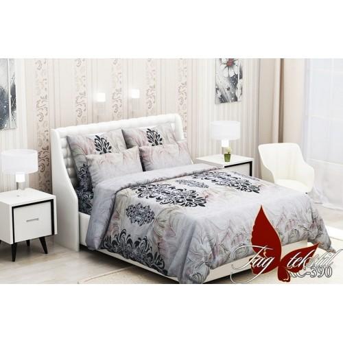 Комплект постельный полуторный ранфорс TAG RC390