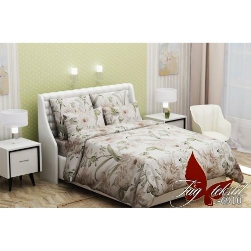 Комплект постельный полуторный ранфорс TAG RC6910