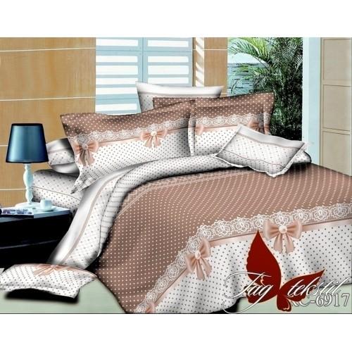 Комплект постельный полуторный ранфорс TAG RC6917