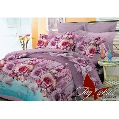 Комплект постельного белья TAG Поликоттон BR003 Двуспальный