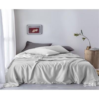 Комплект постельного белья TAG Сатин Люкс S444 Евро