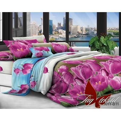 Комплект постельного белья TAG Поликоттон XHYB11 Семейный