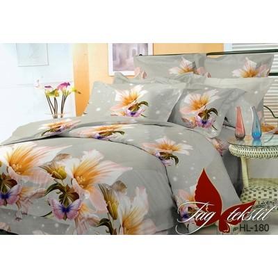 Комплект постельного белья TAG Поликоттон HL180 Евро