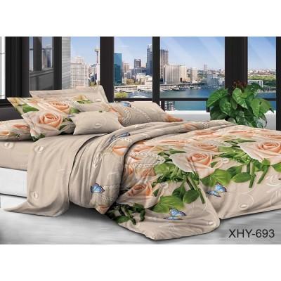 Комплект постельного белья TAG Поликоттон XHY693 Евро