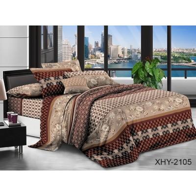 Комплект постельного белья TAG Поликоттон XHY2105 Полуторный