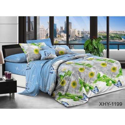Комплект постельного белья TAG Поликоттон XHY1199 Двуспальный