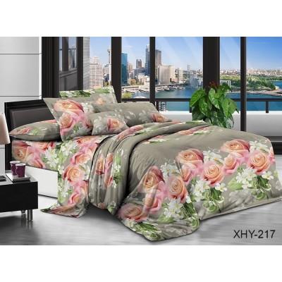 Комплект постельного белья TAG Поликоттон XHY217 Евро