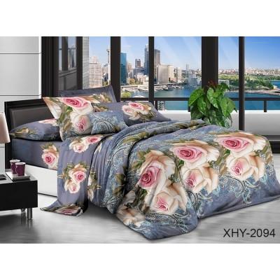 Комплект постельного белья TAG Поликоттон XHY2094 Евро