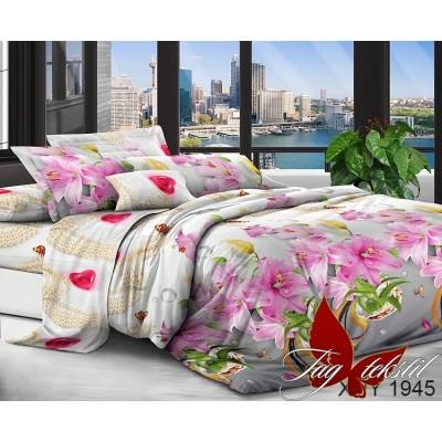Комплект постельного белья TAG Поликоттон XHY1945 Евро