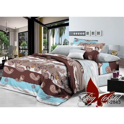 Комплект постельного белья TAG Поликоттон XHY2843 Семейный