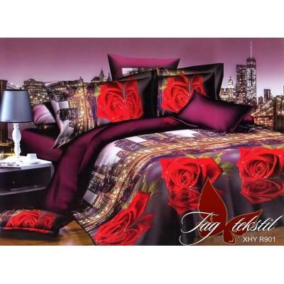 Комплект постельного белья TAG Поликоттон XHY901 Семейный
