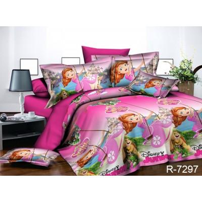 Комплект постельного белья TAG Ранфорс R7297 Полуторный