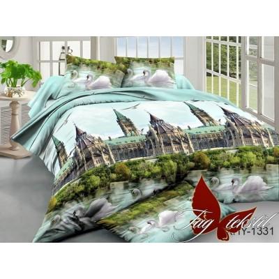 Комплект постельного белья TAG Поликоттон XHY1331 Семейный