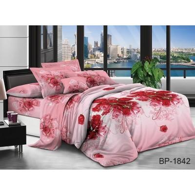 Комплект постельного белья TAG Поликоттон BP1842 Двуспальный
