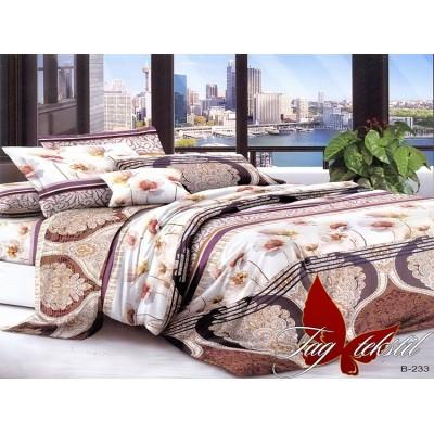 Комплект постельного белья TAG Поликоттон B233 Двуспальный