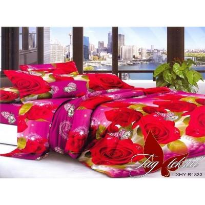Комплект постельного белья TAG Поликоттон XHY1832 Полуторный