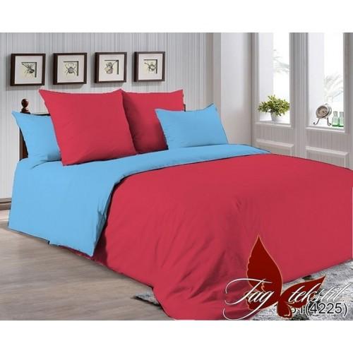 Комплект постельного белья TAG Поплин P-1661(4225) Двуспальный