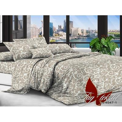 Комплект постельного белья TAG Поликоттон XHY4547 Полуторный