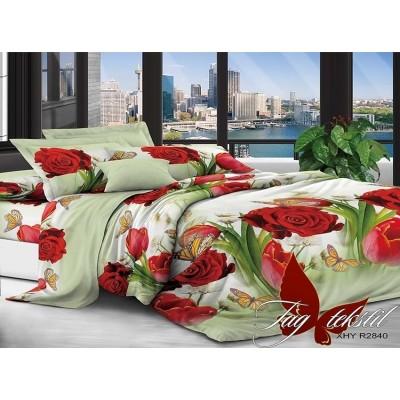 Комплект постельного белья TAG Поликоттон XHY2840 Двуспальный