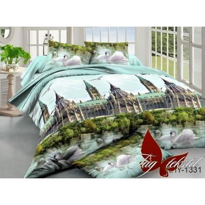 Комплект постельного белья TAG Поликоттон XHY1331 Полуторный