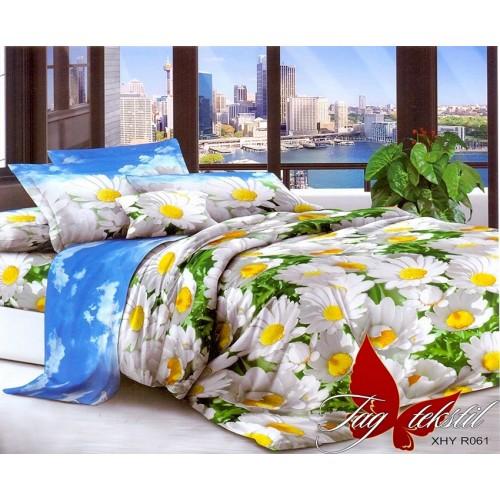 3D постельное белье поликоттон двухспальное TAG XHY061