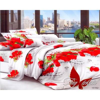 3D постельное белье поликоттон двухспальное TAG XHY15162