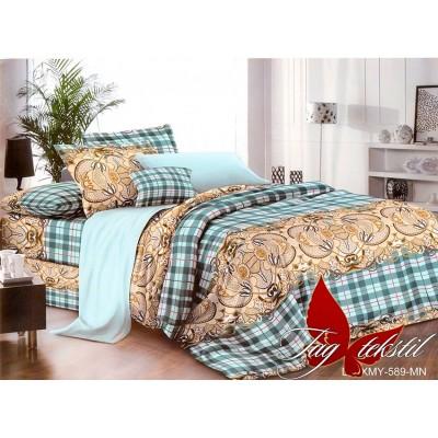 Комплект постельного белья 3D поликоттон XHY589