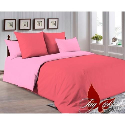 Комплект постельного белья поплин полуторное TAG P-6010(2311)