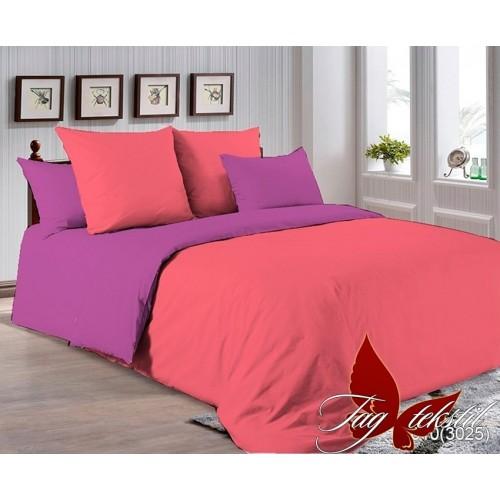 Комплект постельного белья поплин полуторное TAG P-6010(3025)