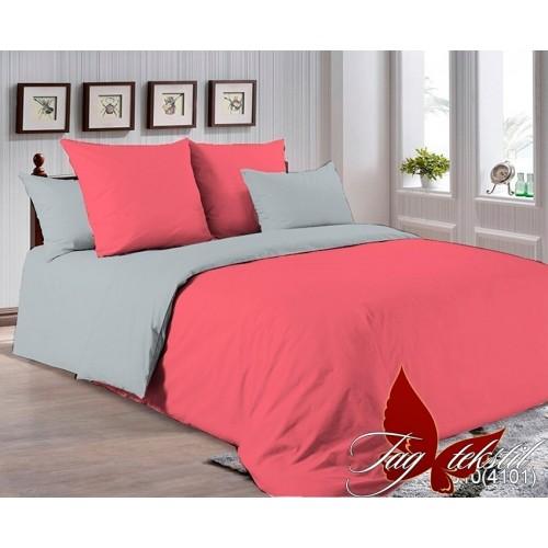 Комплект постельного белья поплин полуторное TAG P-6010(4101)