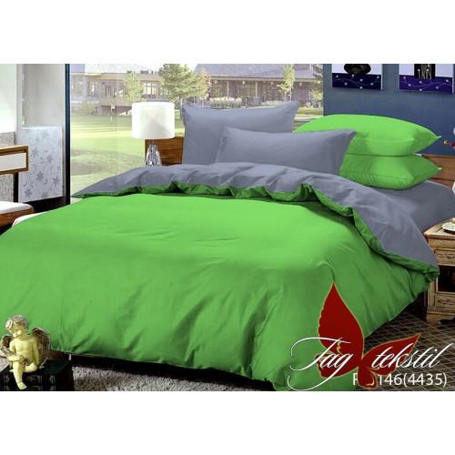 Комплект постельного белья поплин полуторное TAG P-0146(4435)