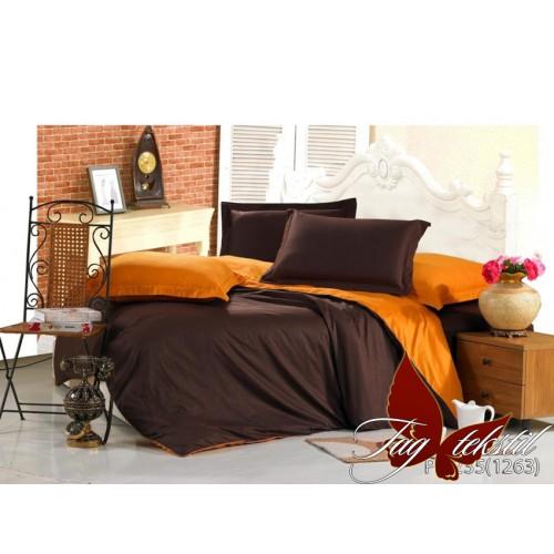 Комплект постельного белья поплин полуторное TAG P-1235(1263)