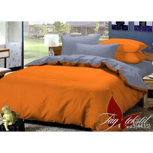 Комплект постельного белья поплин полуторное TAG P-1263(4435)
