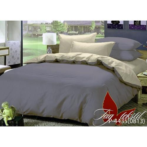 Комплект постельного белья поплин полуторное TAG P-4435 (0813)