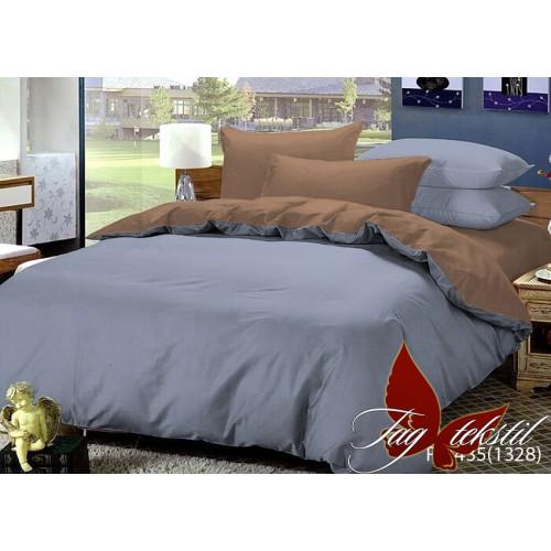 Комплект постельного белья поплин полуторное TAG P-4435 (1328)