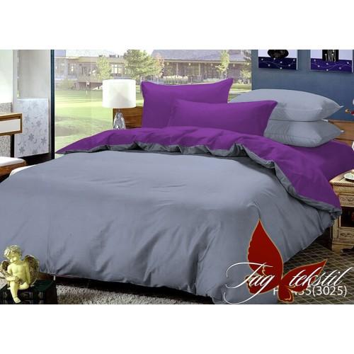 Комплект постельного белья поплин полуторное TAG P-4435(3025)