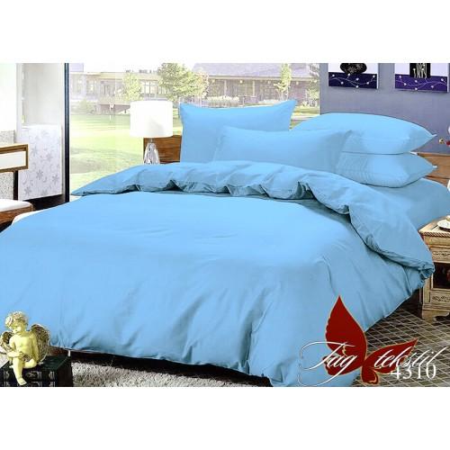 Комплект постельного белья поплин полуторное TAG P-4310