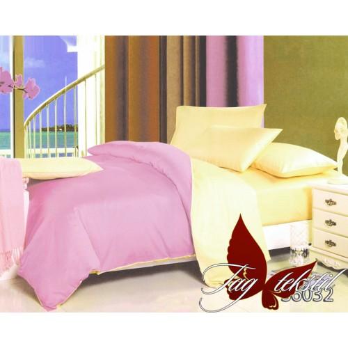 Комплект постельного белья поплин полуторное TAG S 6032