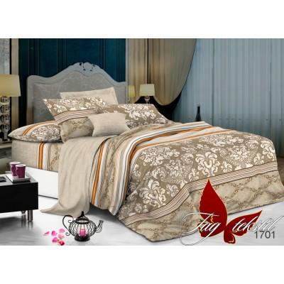 Комплект постельного белья поплин двойной TAG 1701