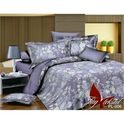 Комплект постельного белья поплин двойной TAG PL-006