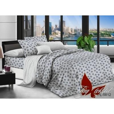Комплект постельного белья поплин двойной TAG PL-5812