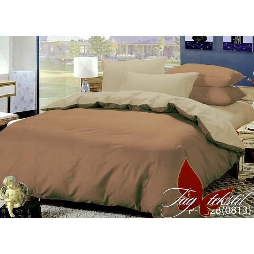 Комплект постельного белья поплин полуторное TAG P-1328(0813)