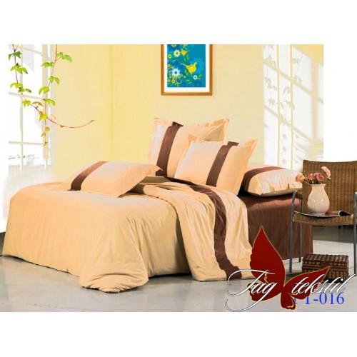 Комплект постельного белья поплин полуторное TAG Colormix APT016