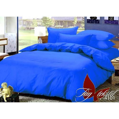 Комплект постельного белья поплин полуторное TAG P-4101