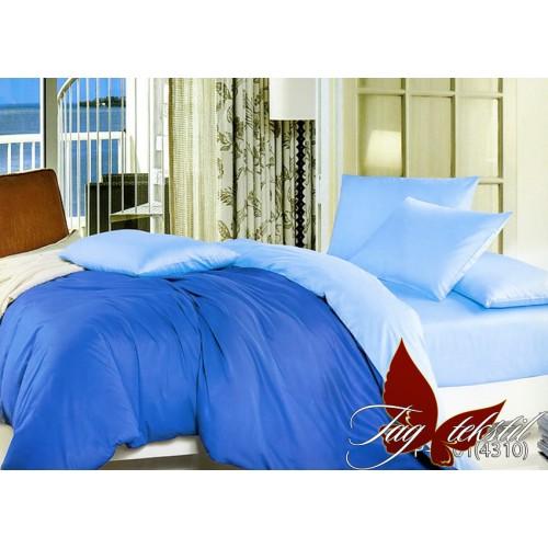 Комплект постельного белья поплин полуторное TAG P-4101 (4310)