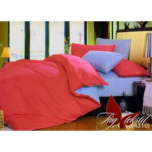 Комплект постельного белья поплин полуторное TAG P-6010 (4310)