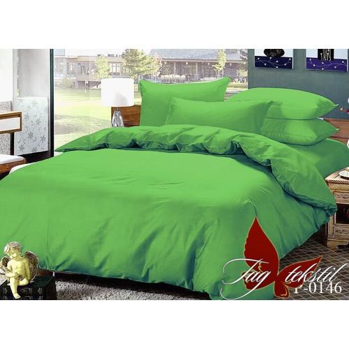 Комплект постельного белья поплин полуторное TAG P-0146